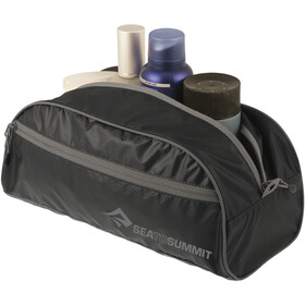 Sea to Summit Trousse de toilette Large, black/grey